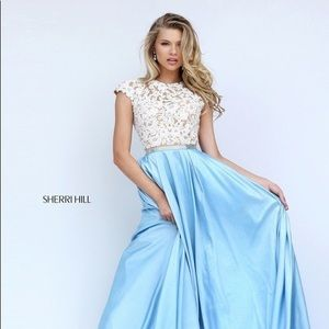 New, altered Sherri Hill gown